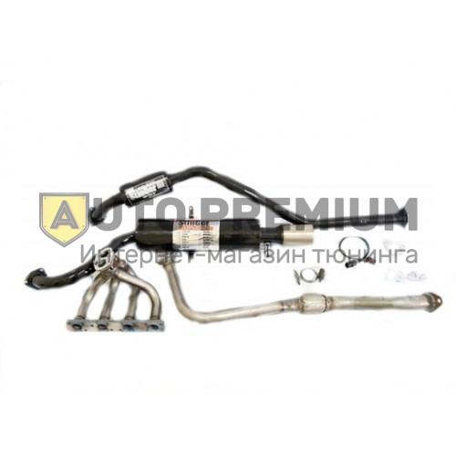 Выпускной комплект Subaru Sound ВАЗ 2170-71-72 Приора 16v без глушителя